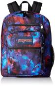 Jansport Big Student Backpack - multi garden space, one size