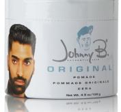 Johnny B- Original Pomade-Brilliant Shine - 130ml