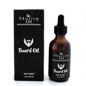 Asavea 100% Natural Men's Beard Oil Leave-In Conditioner and Softener and beard growth, Stop Itching