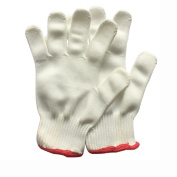 1 Pair Protective Working Gloves for Microwave Kiln Melting Oven Gloves