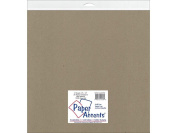 Accent Design Paper Accents ADP1212-2.CHIP85 30cm x 30cm Extra Heavy Natural Chipboard