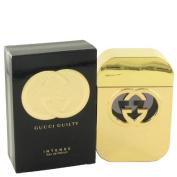 Gûcci Guìlty Inténse Perfúme For Women 70ml Eau De Parfum Spray + a FREE Head Over Heels 100ml Shower Gel