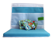 Baby Bath Kneeler Mat for Parents, Keeps Knees Happy and Saves Babies and Toddlers from Slipping, Machine Washable