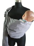 Corewill Baby Wrap Sling Carrier for Newborns Breastfeeding Nursing Cotton