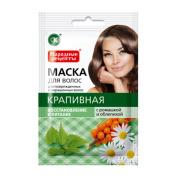 Fito Folk Recipes Natural Hair Mask Chamomile Nettle & Sea Buckthorn 30ml