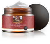 Argan & Dead Sea series Argan Moroccan Oil Mask Hair Rehabilitating Treatment SLS & Paraben Free Pure Repair Damaged For Thin Hair