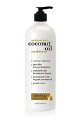 Nutrient-rich coconut oil conditioner
