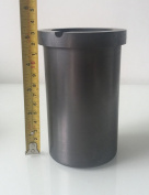 OTOOLWORLD 99.9%Pure Graphite Crucible Metal Melting Gold Silver Scrap Casting Ingot Mould