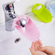 ATOROR 3pc Children Faucet Extender,Handwashing Tools,Kids Bathroom Tools