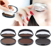 Pride and Groom Brow Salon - Accurate and Easy Two Step Eye Brow Stamping Make Up