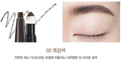 [the SAEM] Eco Soul Designing Eyebrow #02 Dark Brown