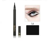 1PC Beauty Cat Style Black Brown 2 Colour Long-lasting Waterproof Liquid Eyeliner Eye Liner Pen Pencil Makeup Cosmetic Tool