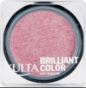Ulta Beauty Brilliant Colour Eyeshadow ~ Pink