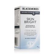 Blackmores skin bright moisturises brighten skin natural vitamin E cream 50G