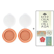 IOPE Air Cushion Blusher SPF30/PA++ 9g ONLY 2refills (02. ONLY 2refills
