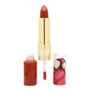 Nonie Creme Colour Prevails Classic Lip Duo Lipstick / Lip Gloss ~ Pumpkin 09