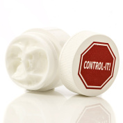Control-It Helps Stop Nail Biting and Thumb Sucking. 4 Jar Package. All-Natural. Safe for Children. One Month's Supply