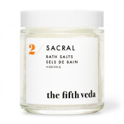 THE FIFTH VEDA Healing Fragrance Crystal Bath Salt 120ml