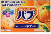 KAO Yuzu Scent Babu Bath Salt, 90kg