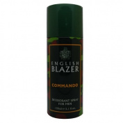 English Blazer Commando Deodorant Spray 150ml