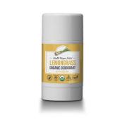 Organic Lemongrass Deodorant 100ml