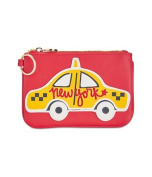 Macy's Taxi Coin Pouch, Only at Macy's Red