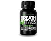 Breath Pearls Original Freshens Breath (150 softgels) New pack 150 counts