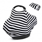 Hiltow Baby Car Seat Cover Nursing Cover