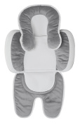 Lulyboo Infant-to-Toddler Support Pillow - Removable and Adjustable Pillows Provide Custom Support Fit - Waterproof
