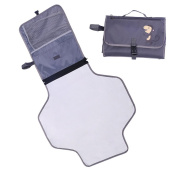Portable Nappy Changing Pad for Travel and Home