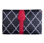 Portable Changing Mat Nappy Changing Station Built-in Head Cushion - Portable Baby Travel Kits