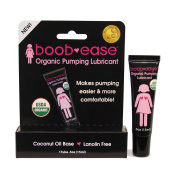 bamboobies Lanolin-Free Breast Pump Lubricant, Safe for Breastfeeding, 1 Tube