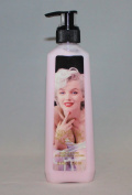 Marilyn Monroe It's All Make Believe Dahlia & Rose Scented Body Lotion
