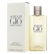 GI0RGI0 Armàni Acqua Gîo For Men Shower Gel XL 6.7oz / 200ml Cleanser New In Original Box
