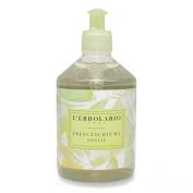 L'Erbolario Leaves Fresh Foam soap 500ml