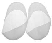 2 x Footful Full Length Silicone Gel Moisturising Socks Foot Care Protector