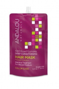 1000 Roses Complex Colour Care Deep Conditioning Hair Mask Andalou Naturals 45ml Cream