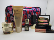 Estee Lauder 7 pcs Skin Care and Makeup Collection Gift set: