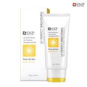 [SNP] UV Perfect Brightening Tone-up Sun SPF50+ PA++++ 50g - Sun Base, Creates Pure White and Clean Skin Tone