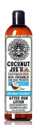 Creamy Coconut After Sun Lotion by Coconut Joe's | Enriched with Coconut Oil Vitamin E and Aloe, Deeply Moisturises Your Skin, 240ml bottle