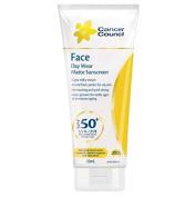Cancer Council SPF 50+ Day Wear Face day Matte sunscreen 50ml origin of Australia