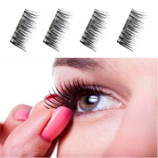 Magnetic Lashes , NEW Ultra-thin 0.2mm ,3D Mink Reusable