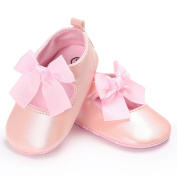Baby Shoes Girls Bowknot Princess, TRENDINAO Toddlers Girls Shoes Soft Sole Sneakers