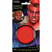 Amscan International Red Grease Palette - 14G