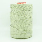 MINT GREEN 1.5mm 100% Nylon Twisted Cord Thread Macrame Beading Crochet Hand Crafts Artisan
