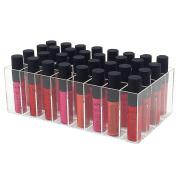 [New Item] Lmeison Dust Free Acrylic Lip Gloss Lipstick Holder Case & Beauty Care Holder Makeup Organiser