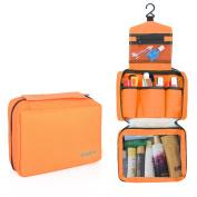 Toiletry Bag - Kitdine Medium For Men & Women/Hanging Travel Toiletry kit/Outdoor Organiser