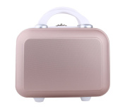 Genda 2Archer Small Cosmetic Suitcase ABS Hard Shell Luggage Vanity Case 36cm