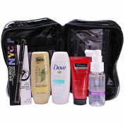Personal Care Travel Gift Set for Women, with Cosmetic Bag