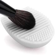 Original Brushegg - Silicone Cosmetic Make-up Brush Cleaning Tool